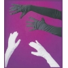 Opera Gloves Black